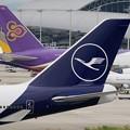 Photos: Left Side of Lufthansa