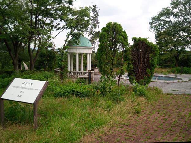 英国庭園の謎