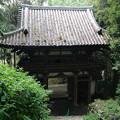 Photos: 摠見寺二王門