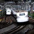 Photos: 弾丸列車