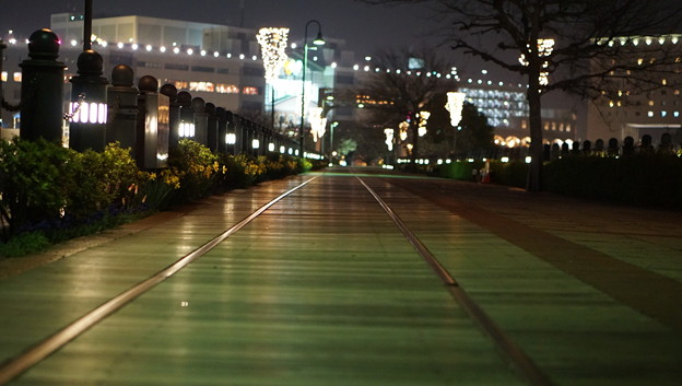 Photos: DSC07751みなとみらい夜景散歩春