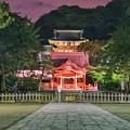 鎌倉八幡宮 消える前に…
