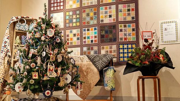 クリスマスツリーと小物たち