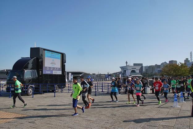 Photos: TON08263横浜マラソン2019