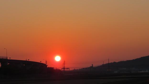 Photos: 奇麗な夕焼け