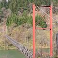 Photos: おしんの吊り橋