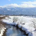 冬の吾妻山