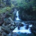Photos: 日本国 岐阜県 下呂市 小坂町 小坂の滝三つ滝