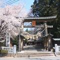 Photos: 日本国 山梨県 笛吹市 八代町 熊野神社