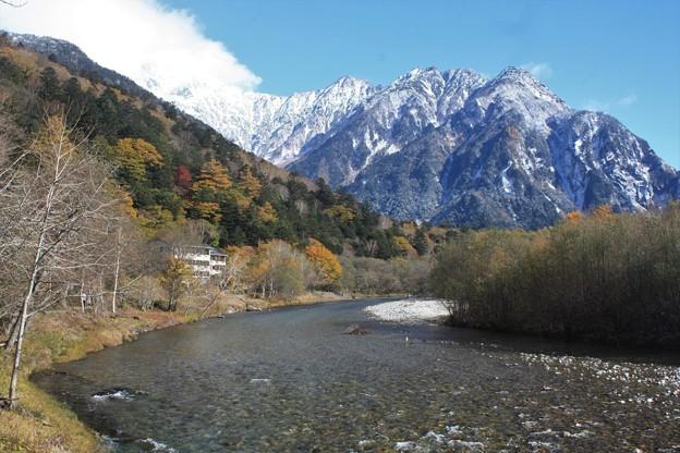 日本国 長野県 松本市 上高地