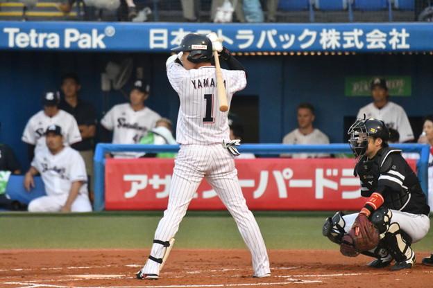 山田哲人(5)