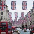 2436 ロイヤルウェディング一色のロンドン@イギリス
