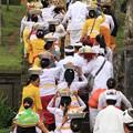 写真: 2470 ブサキ寺院にて@バリ島