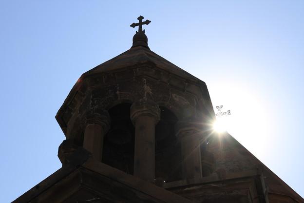 Photos: 2614 ホルヴィラップ修道院のツインクロス@アルメニア