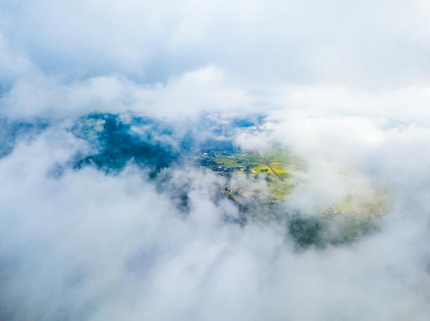 雲の街 阿蘇