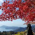 瀬戸の紅葉 霊場清瀧山
