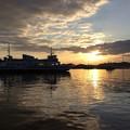 Photos: 宇野港の朝