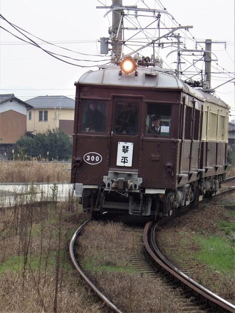 Photos: さらば!琴電レトロ
