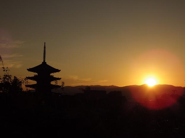 Photos: 京都慕情~八坂の塔