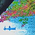 Photos: 保津川の秋