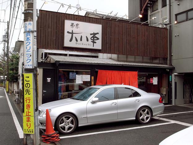 20100307大八車(世田谷区)