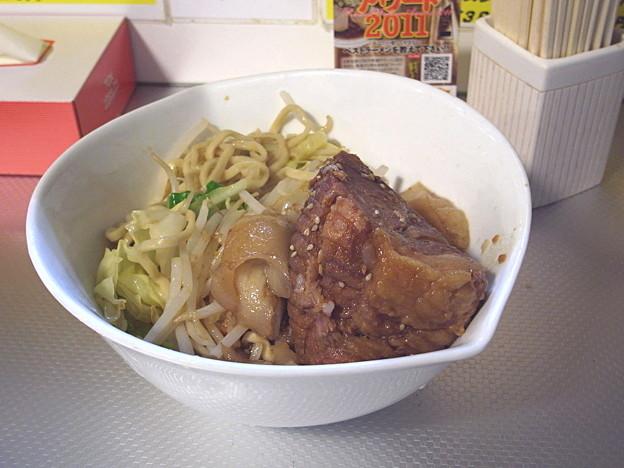 20110116ラーメン北郎(横浜市都筑区)
