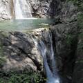 布引の滝(雄滝と夫婦滝)