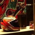 写真: ヘルメット