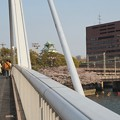 川崎橋と大阪城