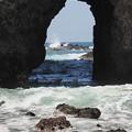 Photos: 寄せる波