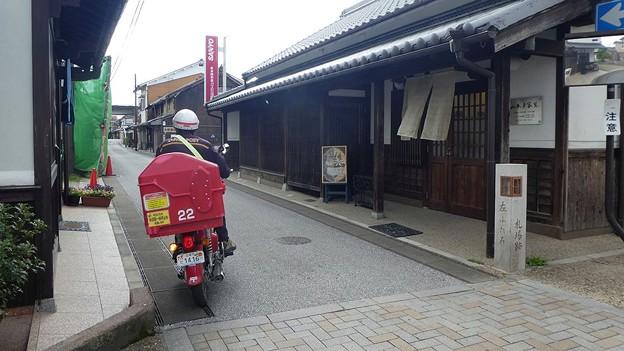 Photos: 郵便配達