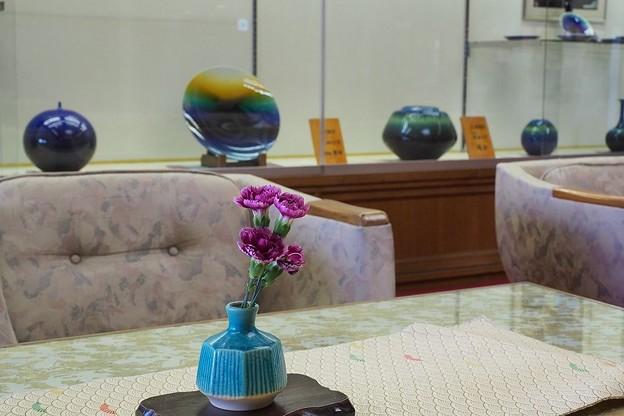 Photos: ホテルのロビー