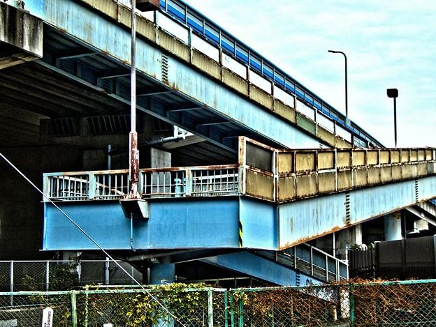 Photos: 跨線橋