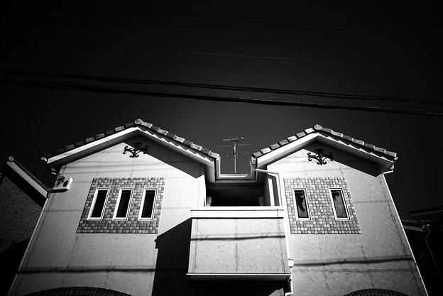 Photos: 民家