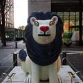 Photos: ライオン像