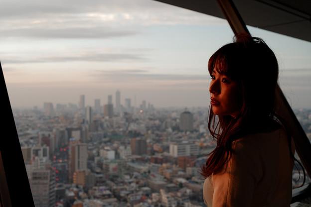 Photos: 黄昏色の記憶1