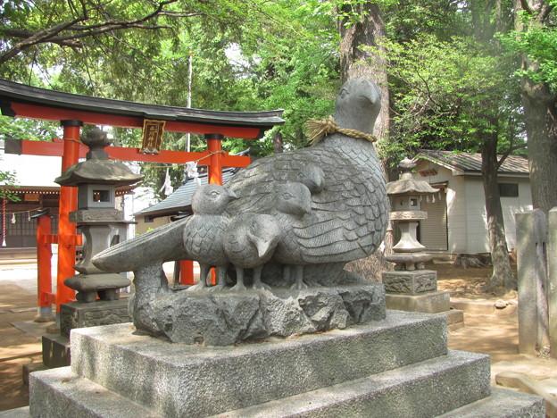 05.大谷場氷川神社