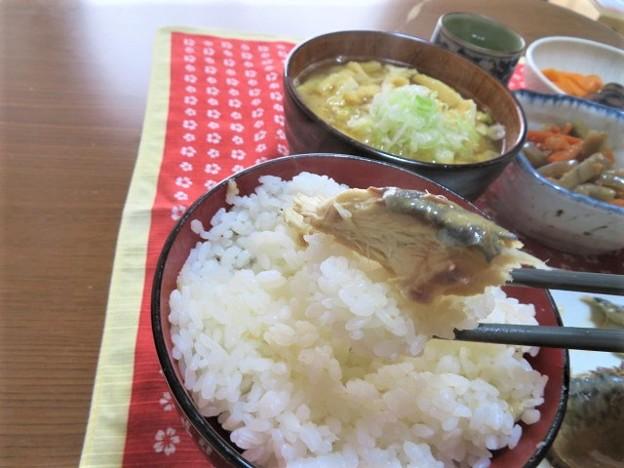 さば味噌煮2