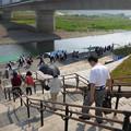 Photos: 保津川下り乗船場