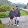 Photos: 千明&先生