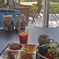 休暇村帝釈峡の朝食