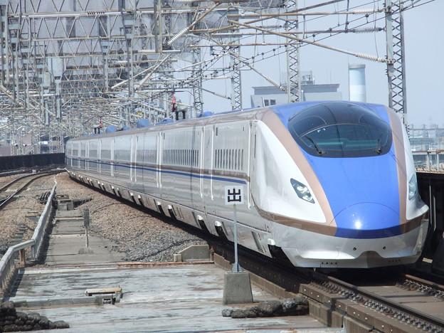 長野新幹線E7系 F1編成