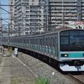 Photos: 常磐緩行線209系1000番台 マト81編成