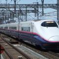 Photos: 東北新幹線E2系1000番台 J55編成他17両編成