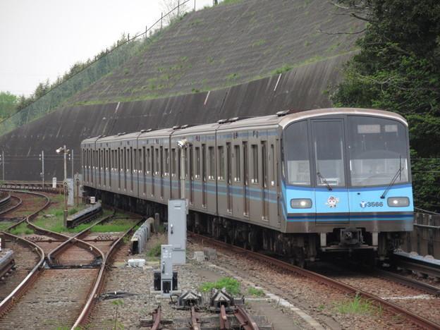 横浜市営ブルーライン3000S形 3561F