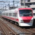 東武特急りょうもう200系 208F【普悠瑪塗装】