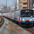 Photos: 大阪環状線201系 LB6編成【ユニバーサルワンダーランド】