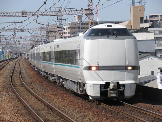Photos: くろしお289系 J1編成