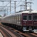 阪急神戸線7000系 7010F