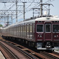 Photos: 阪急神戸線7000系 7010F
